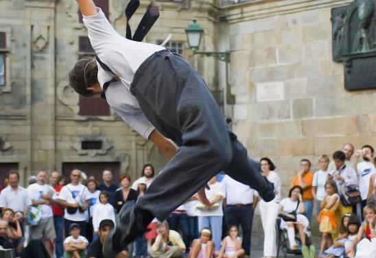 Circanelo en Santiago de Compostela (2008)